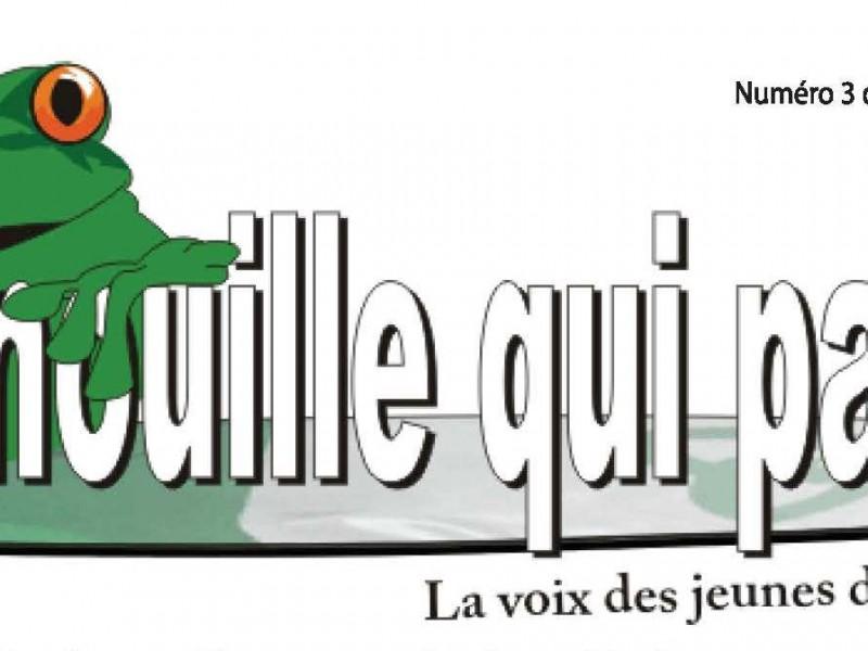 Journal jeunesse « La grenouille qui parle »