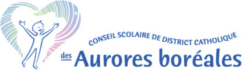 Logo CS de district catholique des aurores boréales