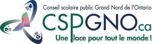 Logo CS public grand nord de l'ontario