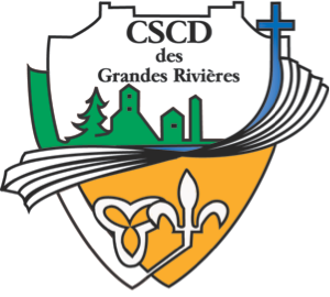 Logo CSCD des grandes Rivières