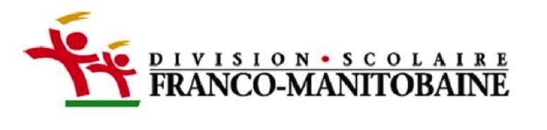 Logo Division scolaire Franco-Manitobaine