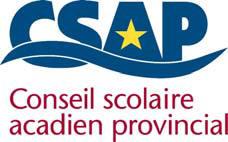 Logo Conseil scolaire acadien provincial