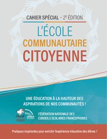 Cahier spécial 2e édition - École communautaire citoyenne