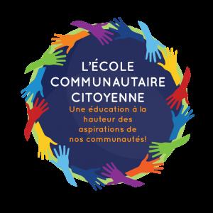 ECC logo avec slogan
