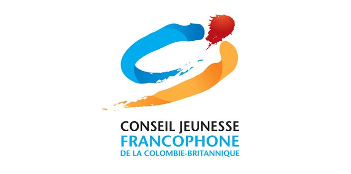 Logo Conseil Jeunesse Francophone de la Colombie-Britannique