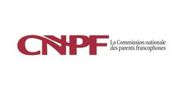 Logo Commission nationale des parents francophones