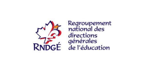 Logo Regroupement des directions générales de l'éducation (RNDGE)