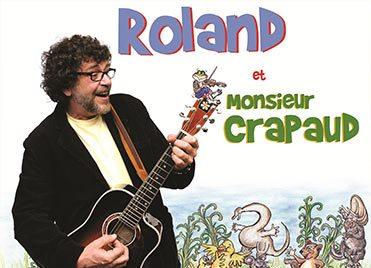 Tournée scolaire provinciale de Roland et Monsieur Crapaud