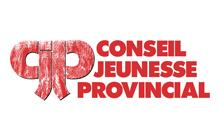 Logo Conseil jeunesse provincial du Manitoba