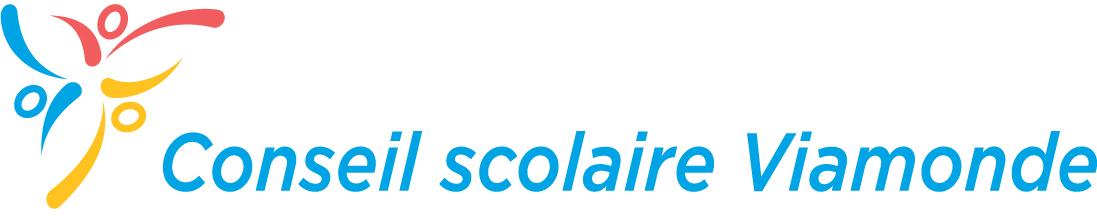 Logo Conseil scolaire Viamonde